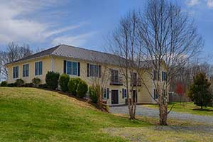 Virginia small farm for sale in Albemarle County