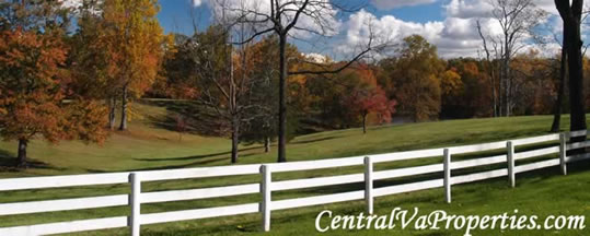 Buckingham County Virginia real estate