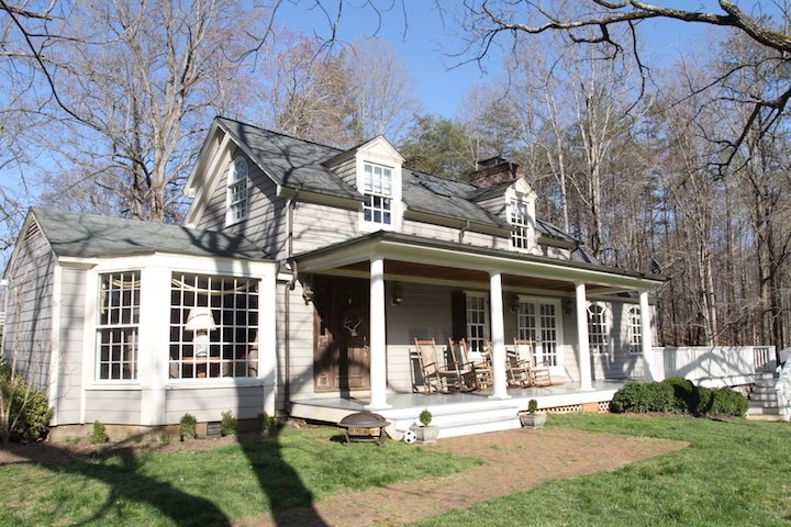 Charlottesville Virginia Historic 20th Century Homes, Farmhouses  Cottages for Sale