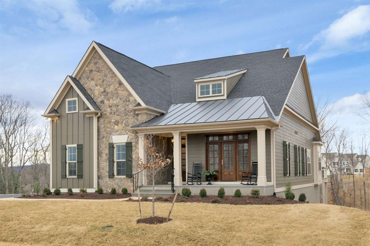 Charlottesville virginia new construction for Custom home builders charlottesville va