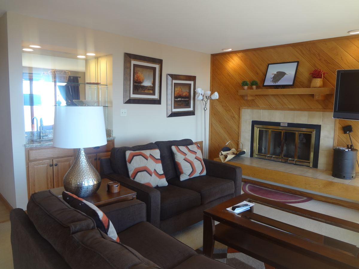 1596 Vistas Condos, Wintergreen Resort