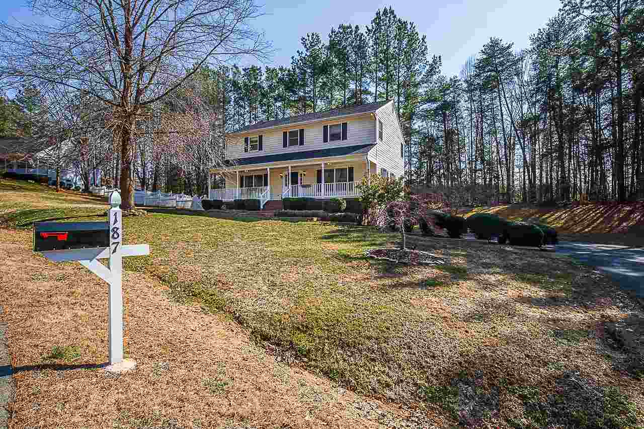 187 Fir Tree Ln, Barboursville