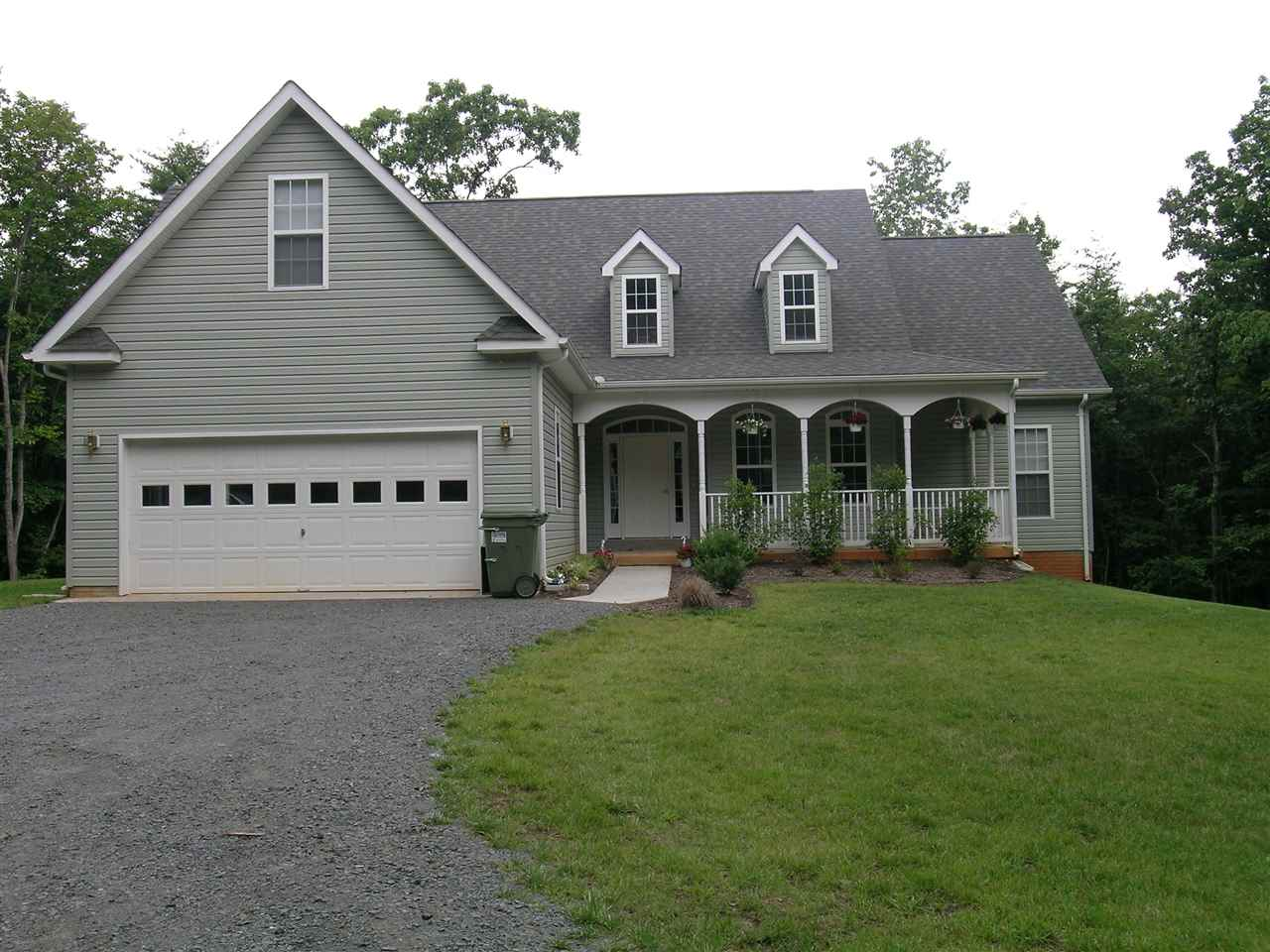 Lot 25 Blackbird Loop, Culpeper