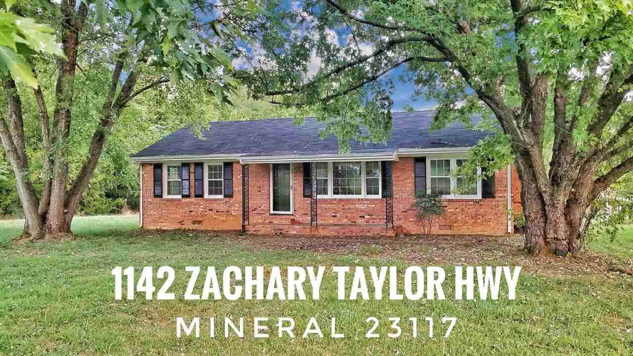 1142 Zachary Taylor Highway, Mineral