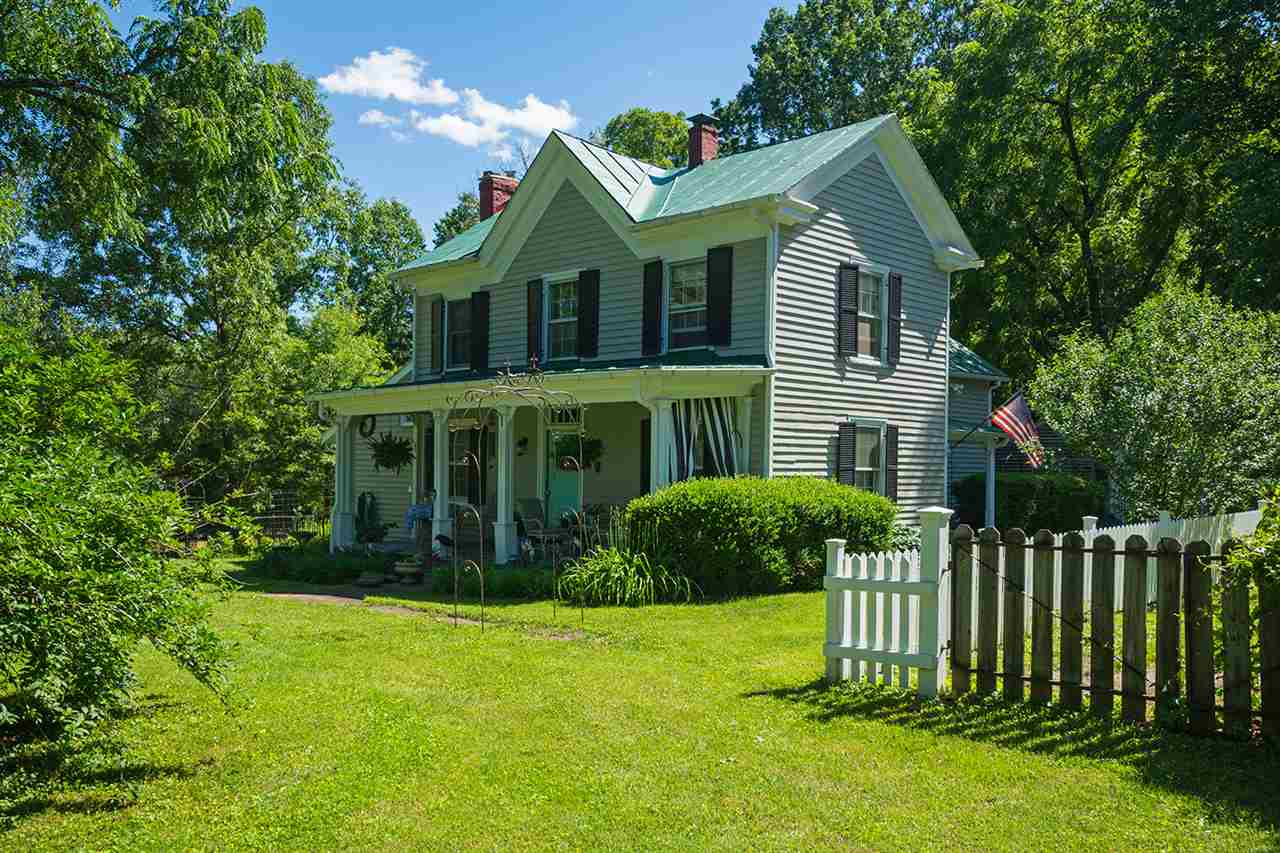 Charlottesville Historic 19th Century Estates for Sale