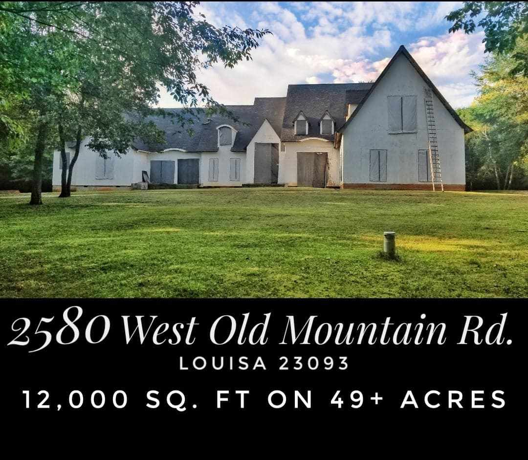 2580 W Old Mountain Rd, Louisa