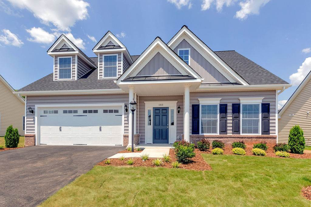 Charlottesville Virginia New Homes For Sale